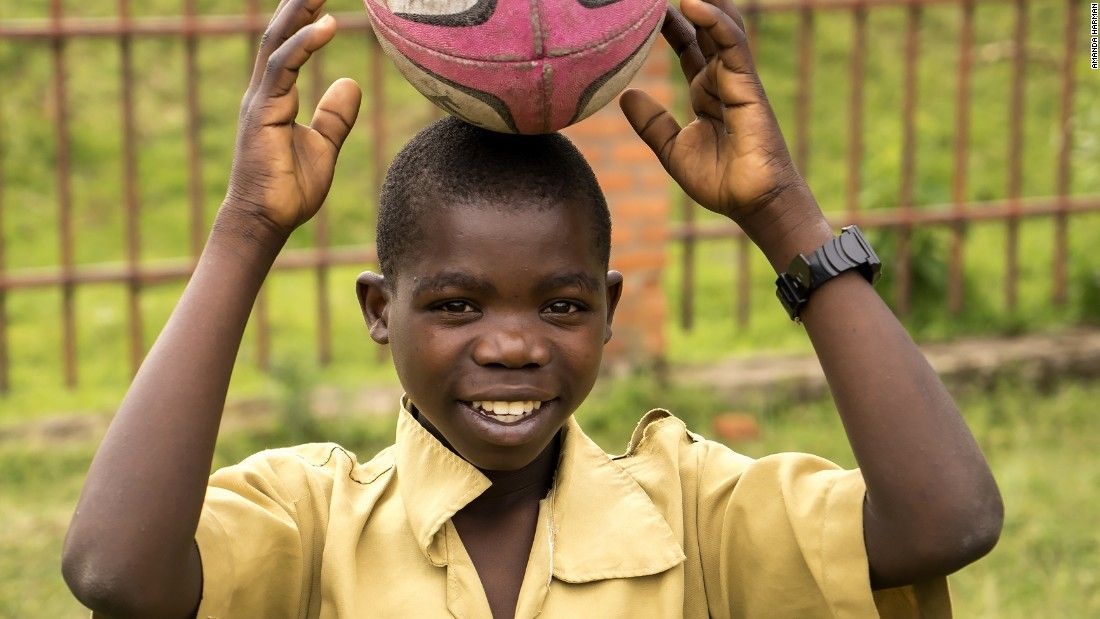 Rugby has helped Rwanda rebuild in the wake of the 1994 genocide, thanks to its introduction by a student working for a volunteer charity.
