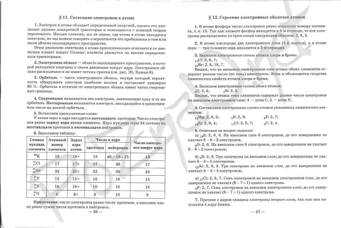 Биология тесты 9 класс гекалюк мс ответы