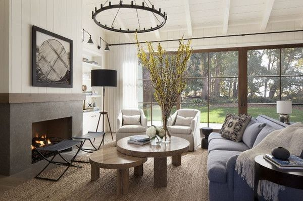 Modern farmhouse style cottonwood interiors interior designer