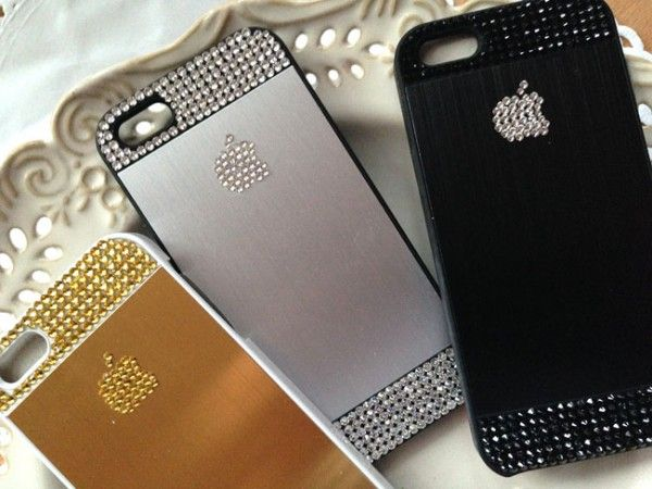 Etui Do Iphone 5s Zdobienie Swarovski Iphone Phone Phone Cases