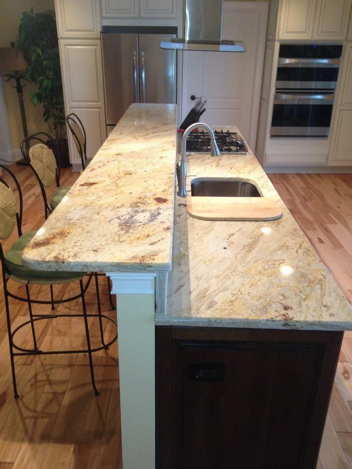 quartz vs granite kitchen countertops | granitedesign