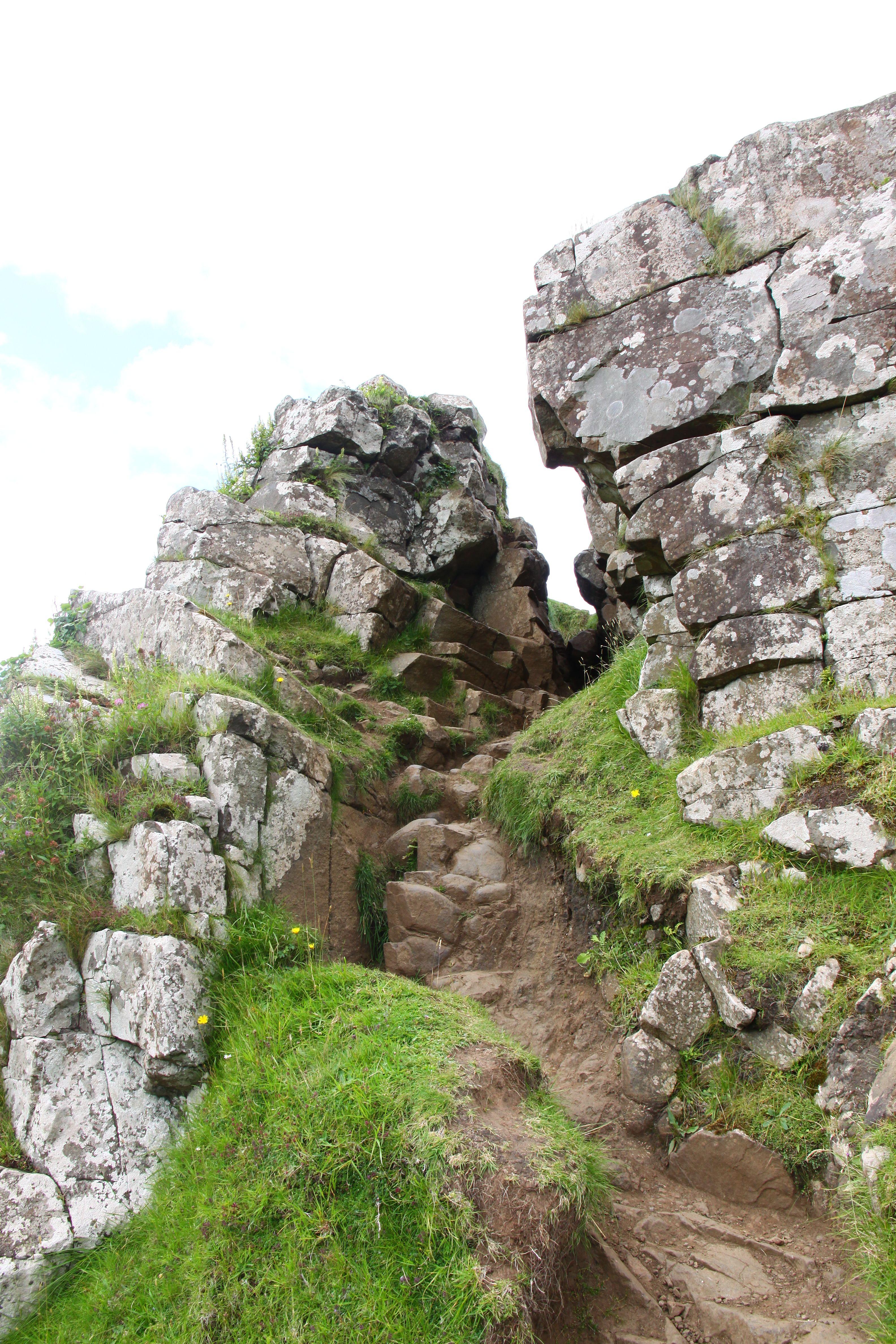 Feary Glen near Uig (isle of Skye)