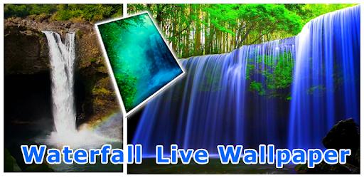 خلفية شلال 3d هو خلفية حية مثالية لهاتفك هذا 3d خلفية حية شلال جميل الحرة مع تأثير الصوت يقدم 3d Nature Wallpaper Nature Wallpaper Nature Desktop Wallpaper