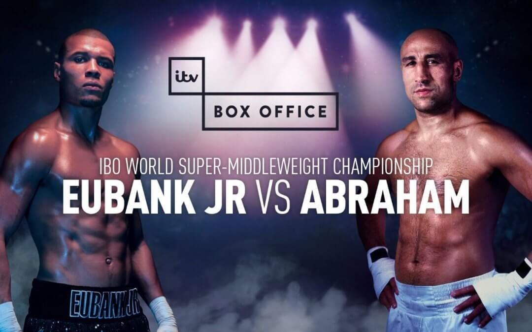 Eubank Abraham Kodi Boxing Streams Online HD (With images