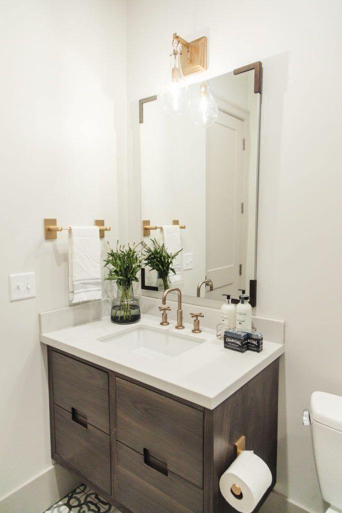 A Stunning Salt Lake City Home Tour Classicmodernremodel Guest - Bathroom remodeling salt lake city