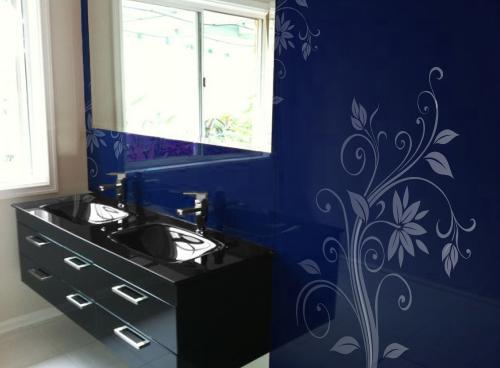 gorgeous bathroom splashback  gorgeous bathroom