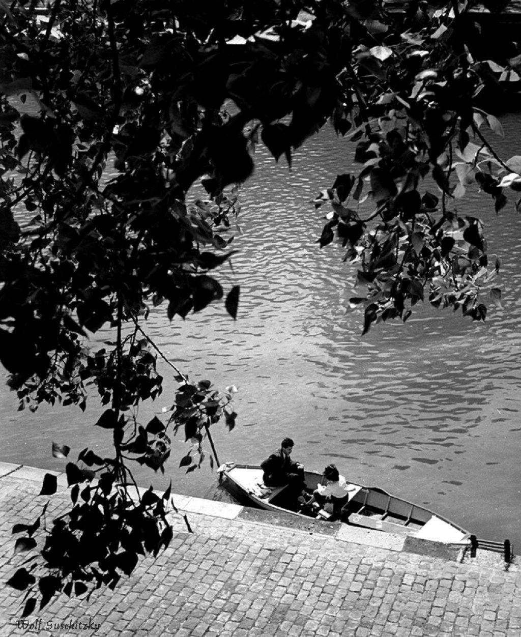 Wolf Suschitzky 1951 Paris