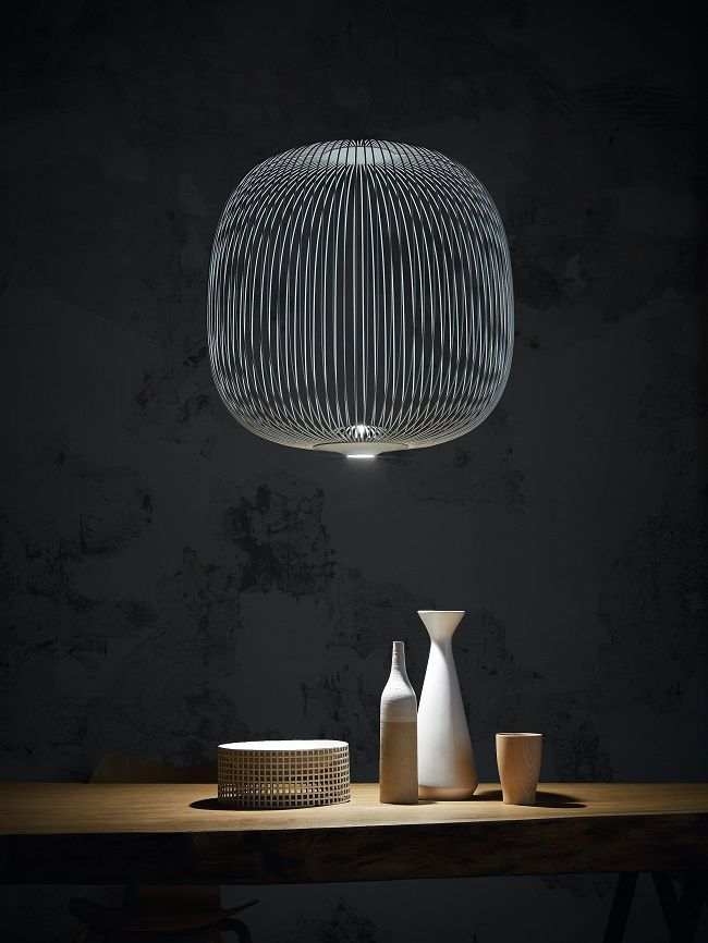 Spokes Foscarini lampada sospensione led 4 via www.housemag.it ...