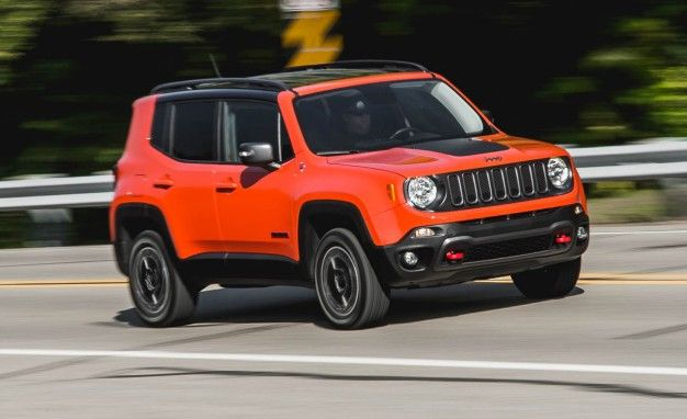 2015 Jeep Renegade Trailhawk Jeep Renegade 2015 Jeep Renegade