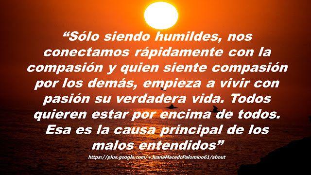 JUANA MACEDO Facundo Cabral, Biblia, Frases y Reflexiones: Solo siendo humildes...