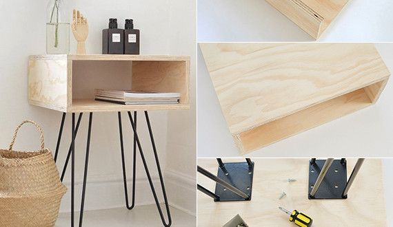Do It Yourself Deko do it yourself deko in schwarz weiß und holz dekoideen schlafzimmer