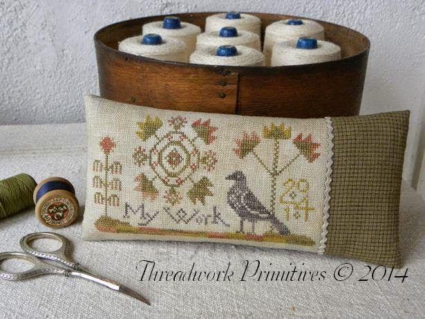 Threadwork Primitives- My Work