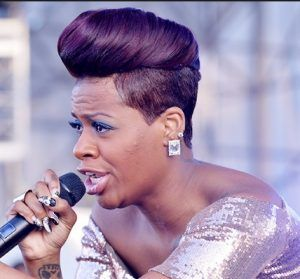 Fantasia Hairstyles Cool Latest Fantasia Barrino Short Hairstyles Gallery  Medium Length