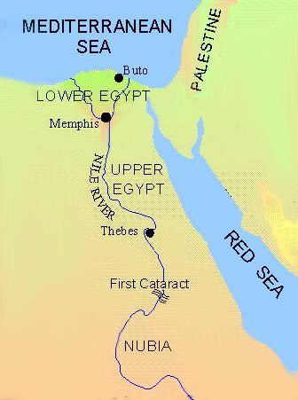 Nile Valley map  Kite  Pinterest  Egyptian and Civilization