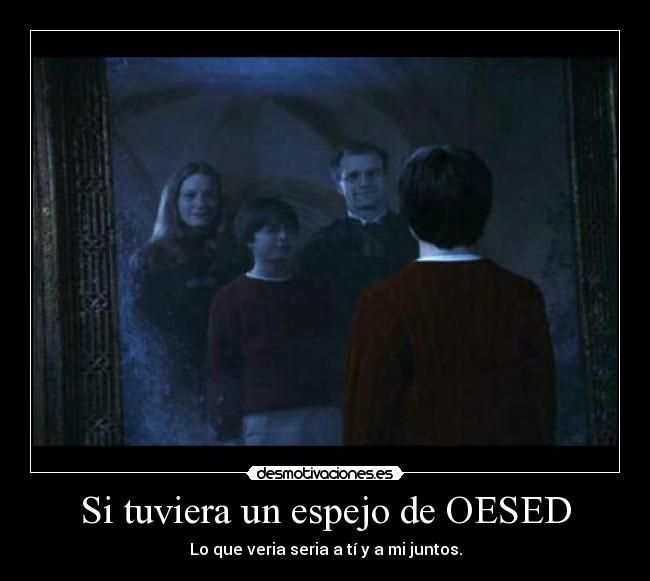 Harry potter y la piedra filosofal espejo de osed buscar for Espejo harry potter