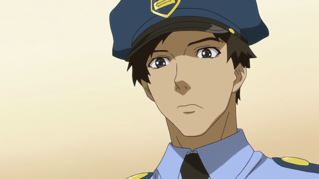 Samurai Flamenco ~~ When Mari is trying to seduce our policeman, Goto is having NONE of her shit! :: Ep. 6