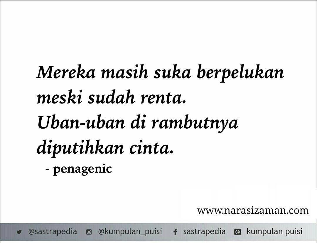 Instagram Photo By Kumpulan Puisi May 29 2016 At 4 32pm Utc Kata Kata Puisi Cinta