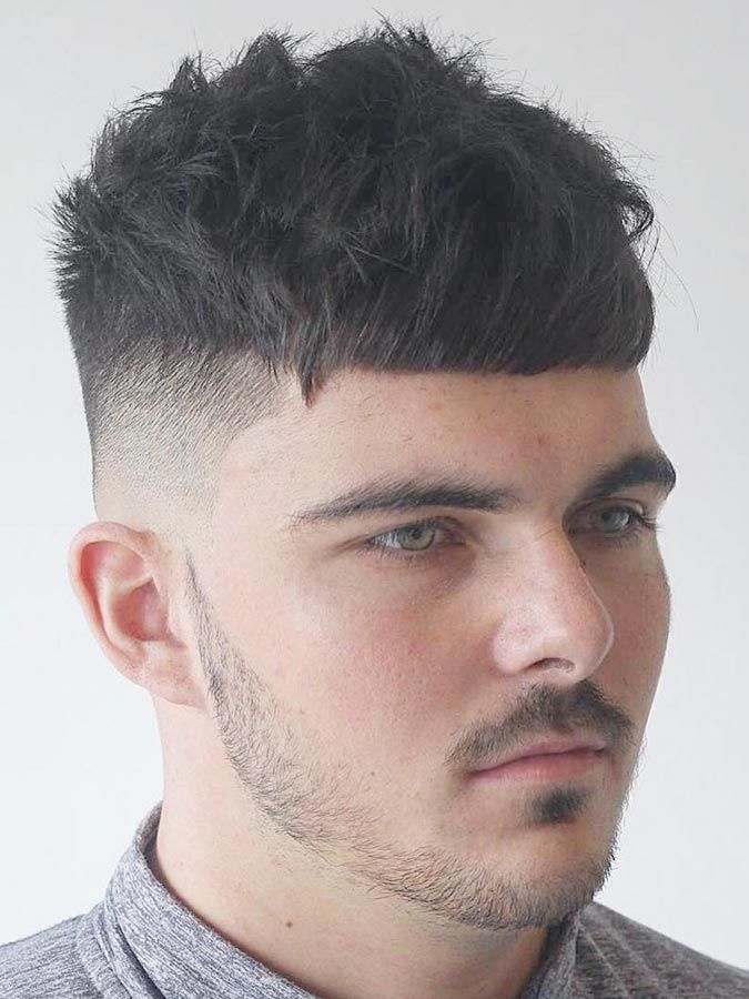 20 Selected Hairstyles For Men With Big Foreheads Cuts Fades