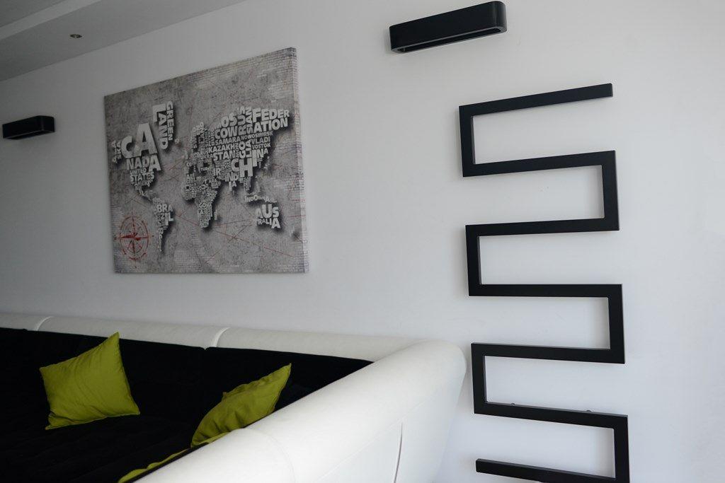 Grzejnik Lazienkowy Dekoracyjny 154x60 Czarny Duzy 5970646155 Oficjalne Archiwum Allegro Home Decor Decals Decor Home Decor