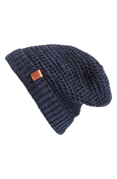Cool Beanie hat...Bickley + Mitchell Wool Blend Beanie available at   Nordstrom 0daadcfccf1