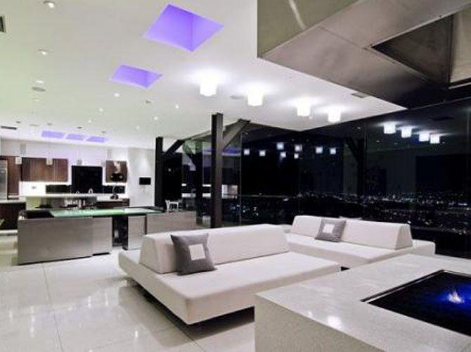 Modern Haus Interieur Design   Loungemöbel