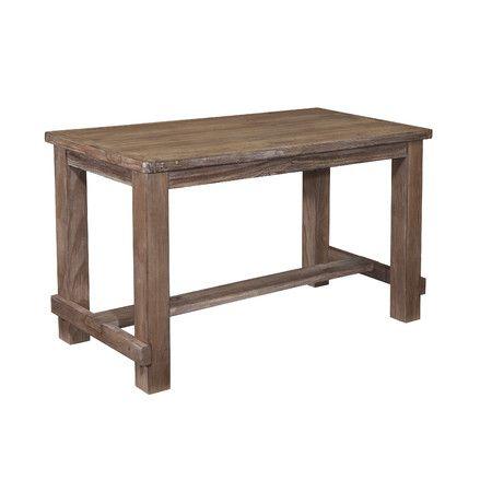 Found it at AllModern - Pinnadel Dining Table http://www.allmodern.com/deals-and-design-ideas/p/Rustic-%26-Refined-Farmhouse-Kitchen-Pinnadel-Dining-Table~GNT5570~E22261.html?refid=SBP