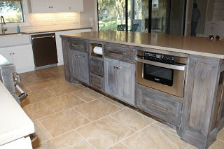 Jvw Home Great Island Made From Barnwood And Built In Paper Towel Holder White Small Table White Table Kitchen Island