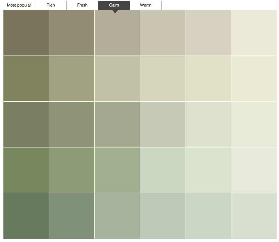 Light Green Paint Colours: Dulux Green Options In 2019