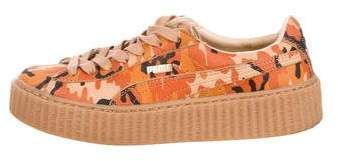 best website 3ec78 e64d3 Camouflage Creeper Sneakers | Products | Creeper sneakers ...