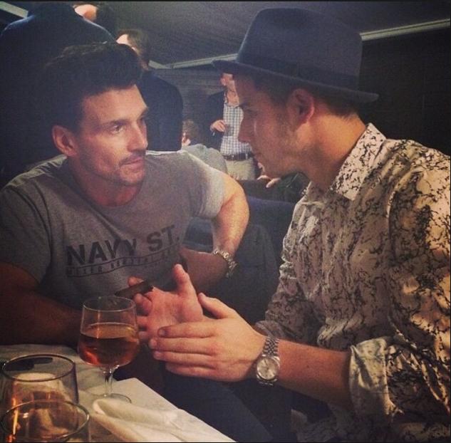 Nick Jonas Kingdom Kiss