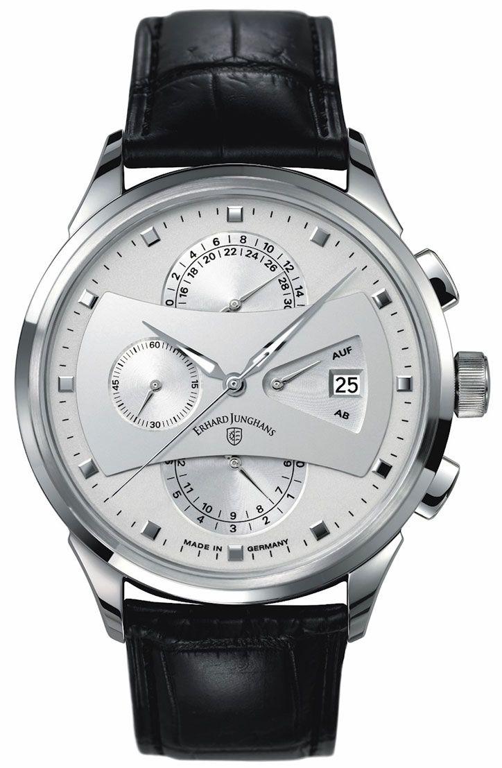 Junghans Creator Chronoscope 028 4640 00 Herrenchronograph Manneruhr Coole Uhren Uhren Herren