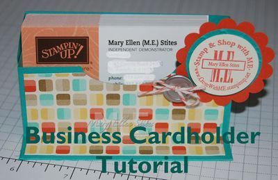 Personalized stampsbusiness card holder full pictorial tutorial personalized stampsbusiness card holder full pictorial tutorial in the post scoring a punch and sticky tape is all you need colourmoves