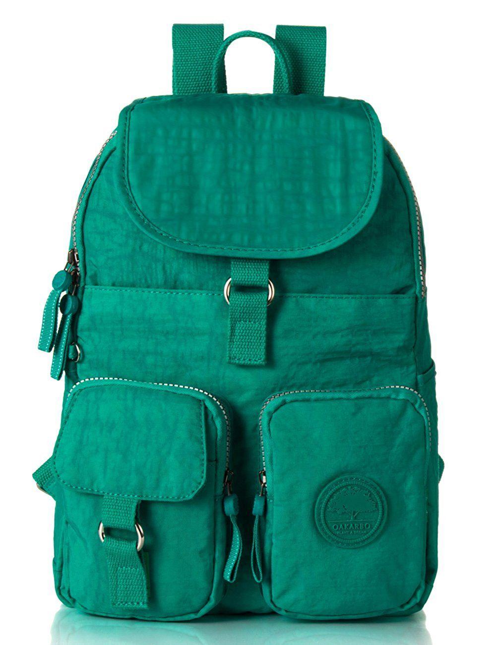 Amazon.com | Oakarbo TGT Mini Travel Daypack Nylon Cute Junior ...