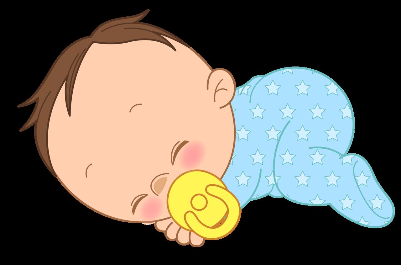 Картинка новорожденного мальчика нарисованная
