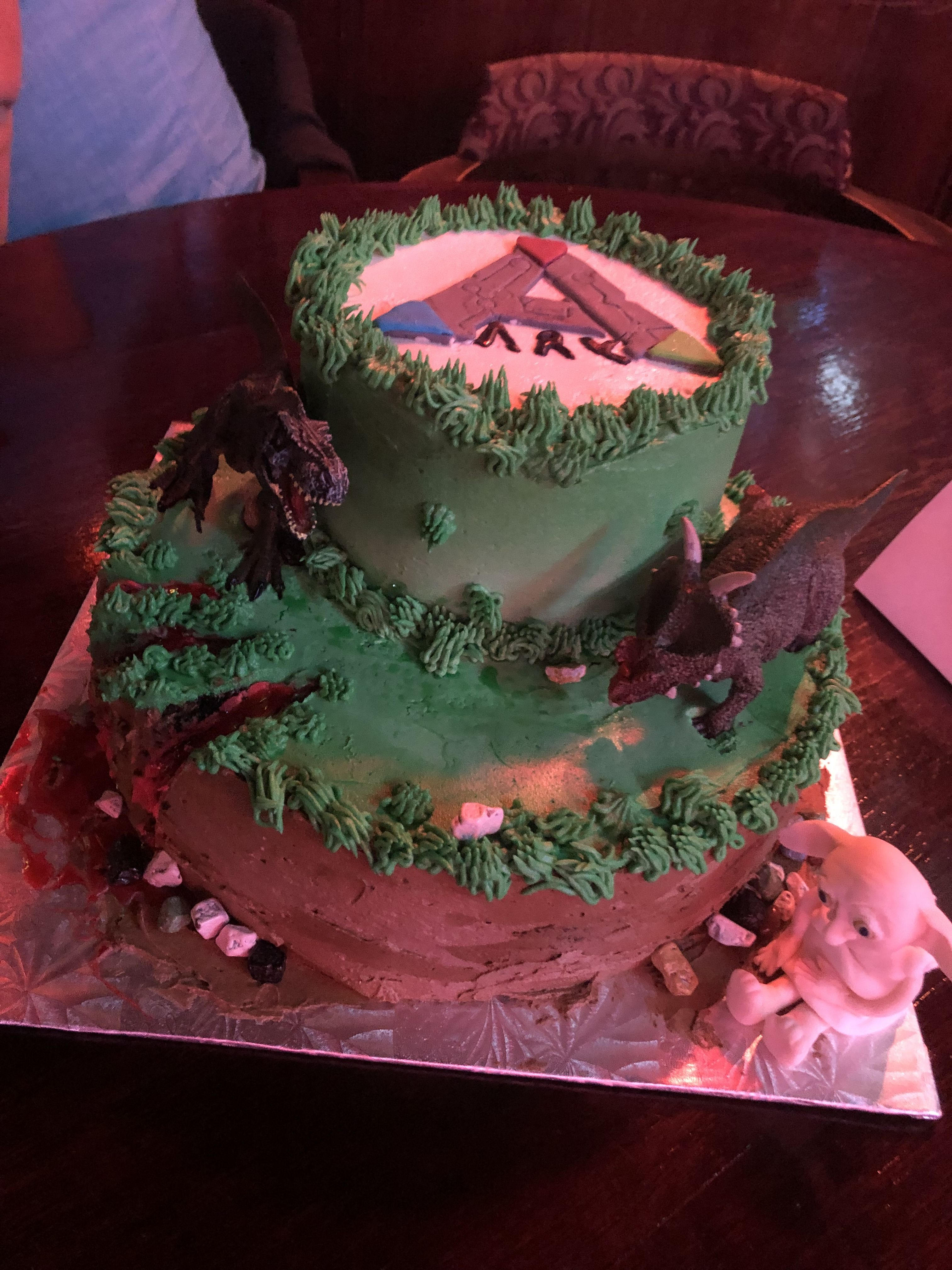 Sweet Cakes Ark : sweet, cakes, Survival, Evolved, Birthday, Cakes,, Cake,