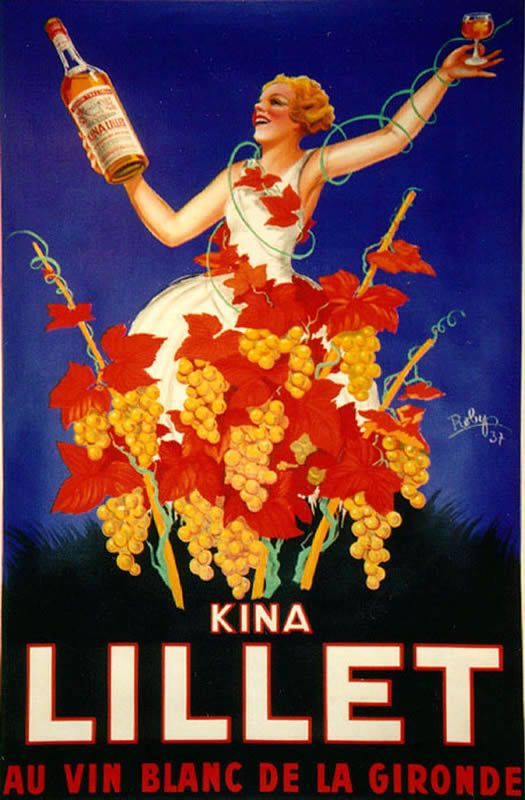 Kina Lillet by Robys