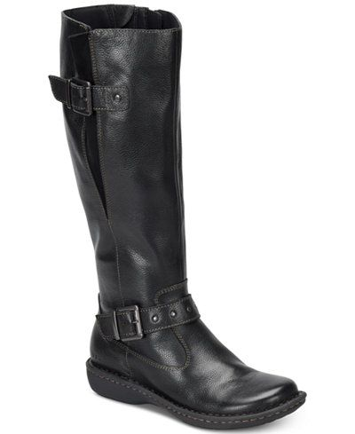 b3cd43ecfbf b.o.c. Austin Wide-Calf Riding Boots