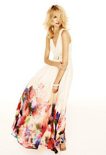 9240c71da390 Envie d une robe longue Mango  Nous avons listé 75 modèles adorables. Sur  larobelongue.fr  tout sur l actu des robes longues