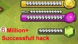 Clash Of Clans Hack 2020 Unlimited Gems Gold Elixir In 2020