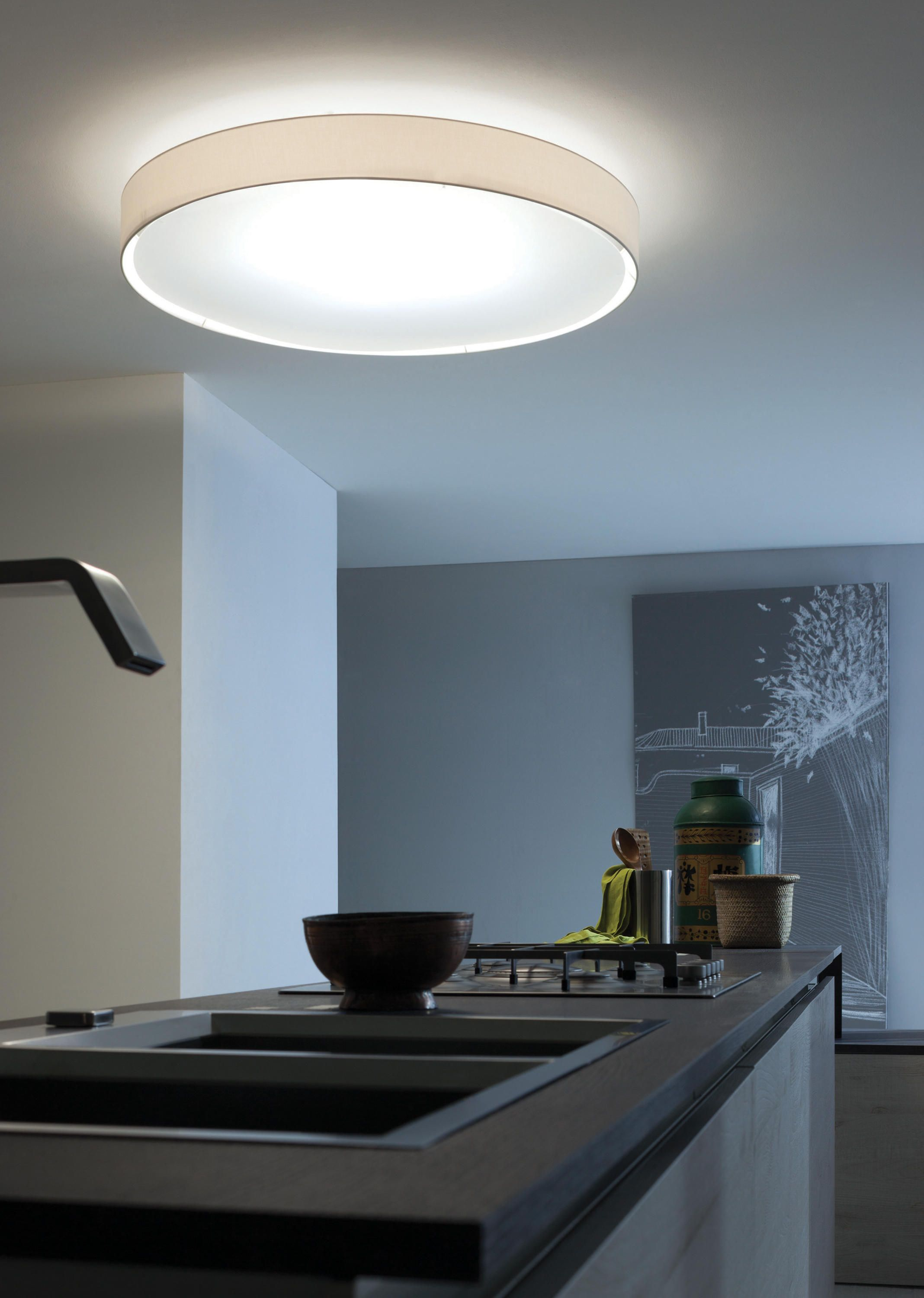 Indirekte Lampe Mirya Ceiling Light By Lucente Lampen House Lamp Ceiling