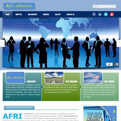 Habtnet Ict Solutions Best Website Designing Company In Ethiopia Promote Your Business Website Design Website Promotion