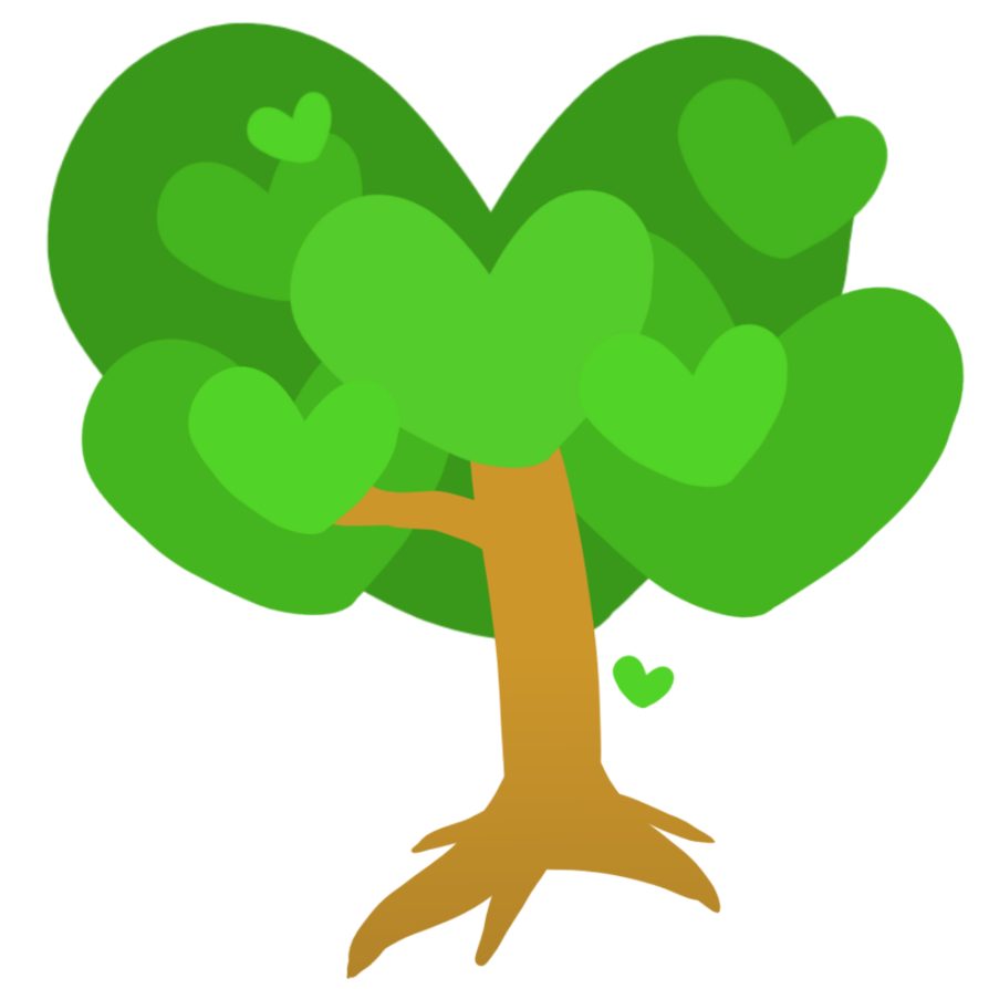 Heart Tree Cutiemark By Slightinsanity Mlp Things Objects Mlp