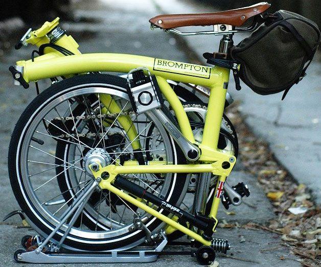 Folding Bicycle Folding Bicycle Brompton Bicycle