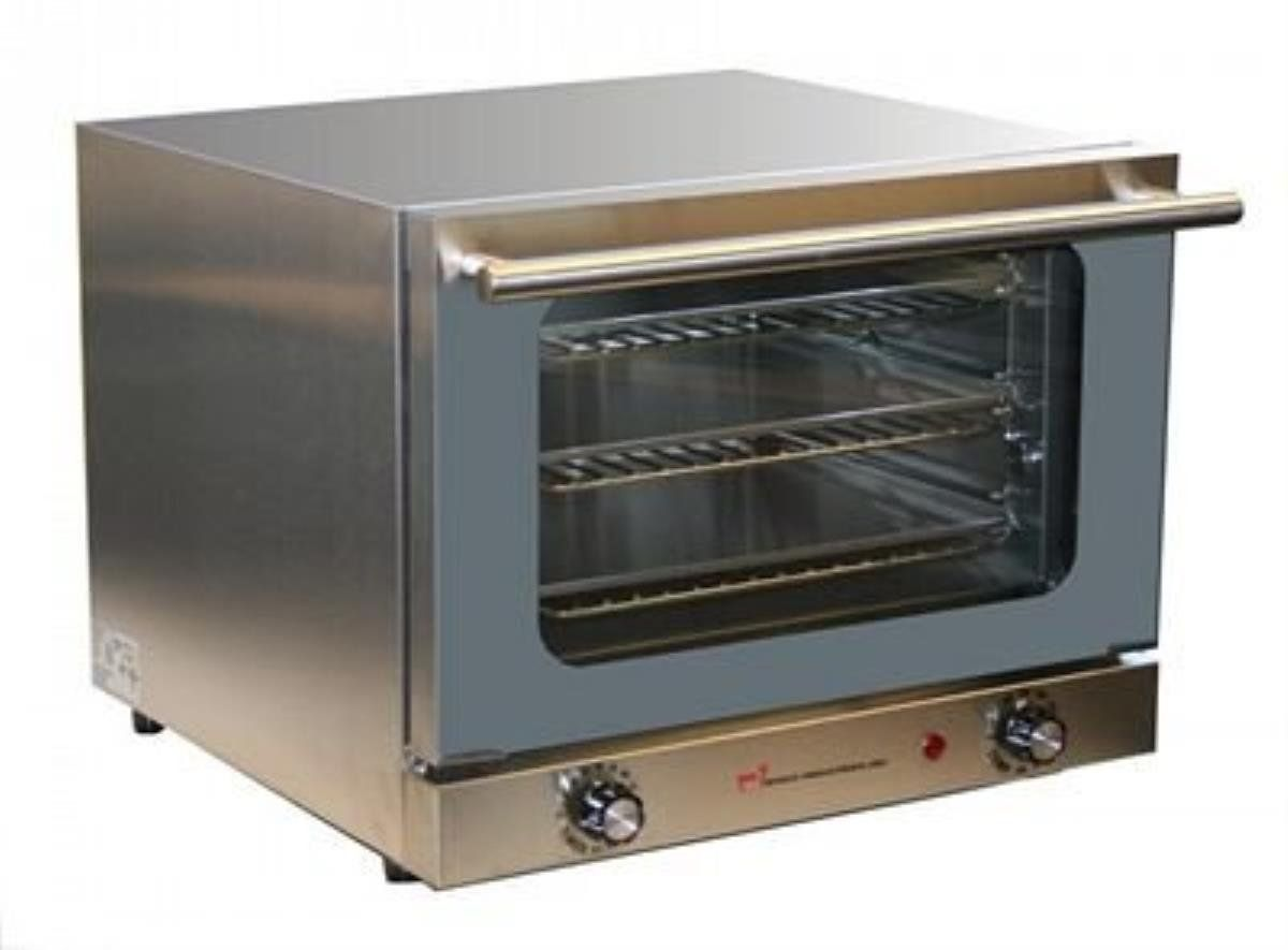 Wisco Wisco 620 Commercial Convection Counter Top Oven Silver
