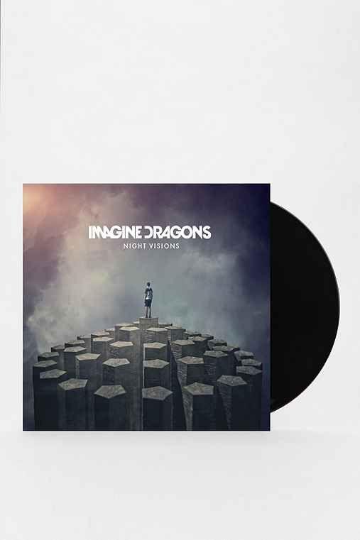 Vinyl Record Storage Shelf Imagine Dragons Vinyl Records Vinyl