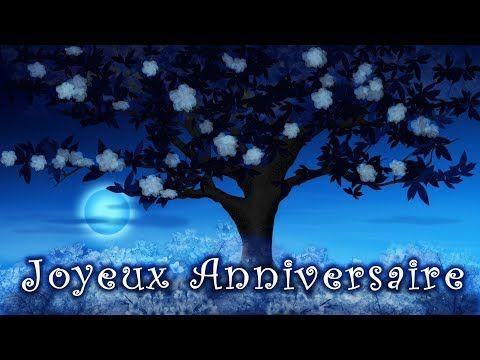 jolie carte anniversaire animée JOYEUX ANNIVERSAIRE   jolie carte virtuelle anniversaire gra