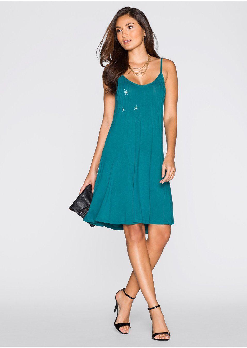 Úpletové šaty Letné šaty značky • 24.99 € • bonprix