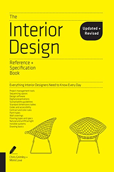2018 The Interior Design Reference Specification Book Updated