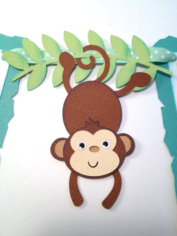 Hey, I found this really awesome Etsy listing at https://www.etsy.com/listing/168568303/jungle-monkey-baby-shower-banner-baby