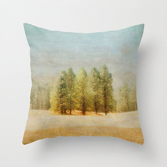 Accent Pillow Lone Tree Stand Eastern By Mscottphotography On Etsy 38 00 Lone Tree Tree Stand Pillows